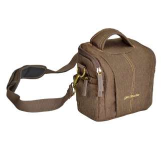Promaster Cityscape Carrying Case for Camera - Hazelnut Brown