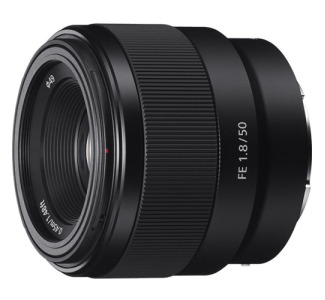 Sony - 50 mm - f/1.8 - Fixed Focal Length Lens for Sony E