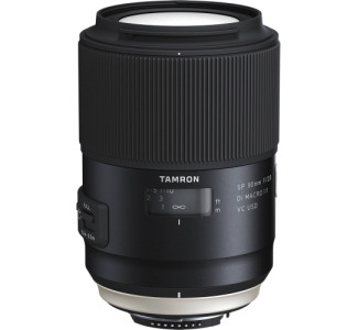 Tamron F004 - 90 mm - f/2.8 - Fixed Focal Length Lens for Nikon F