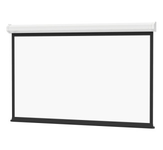 "Da-Lite Cosmopolitan Electrol Electric Projection Screen - 119"" - 1:1 - Wall/Ceiling Mount"