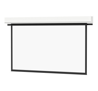 "Da-Lite Advantage Deluxe Electrol Electric Projection Screen - 152.7"" - 1:1 - Recessed/In-Ceiling Mount"