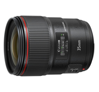 Canon - 35 mm - f/1.4 - Wide Angle Lens for Canon EF
