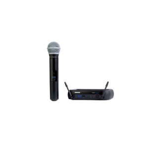 Shure PGXD24/PG58 Handheld Wireless System