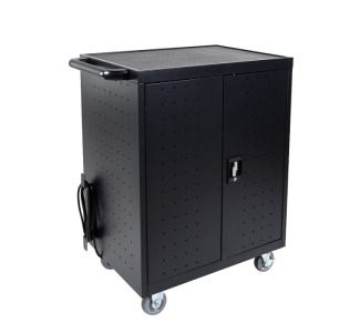 LLTP32-B - 32 Laptop/Chromebook Charging Cart with Timer