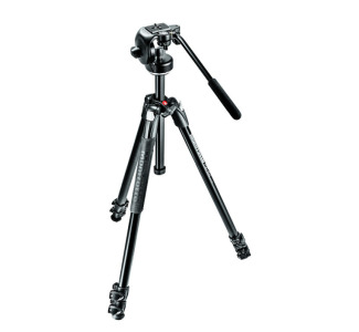 Manfrotto 290 XTRA Fluid Head Video Kit