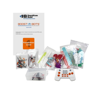 HamiltonBuhl STEAM Education Boost-R-Bots Robot Kit