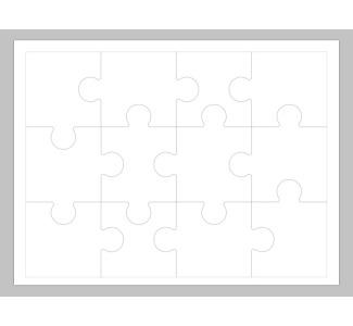camcor com print a puzzle blank puzzle paper 25 pk stem stem