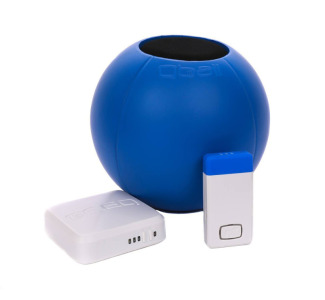 Qball Throwable Wireless Microphone