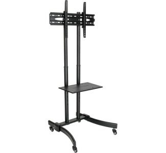 "Tripp Lite TV Mobile Flat-Panel Floor Stand Cart Height Adjustable LCD- 37"" to 70"" TVs and Monitors"