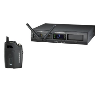 Audio-Technica System 10 ATW-1301 Wireless Microphone System