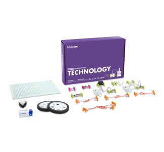 littleBits Technology Expansion Packs for 10 Code Kits