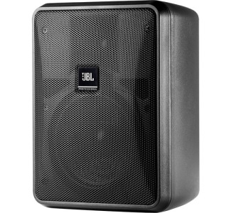 JBL Professional Control Control 25-1 2-way Indoor/Outdoor Wall Mountable Speaker - 200 W RMS - Black