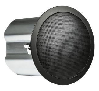 JBL Professional Control 16C/T 2-way Ceiling Mountable Speaker - 50 W RMS - Black