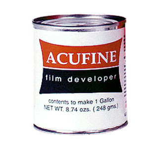 Acufine Developer 1 qt.