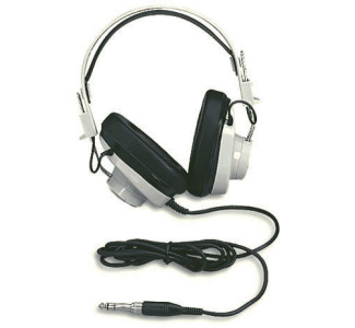 Califone 2924AV Deluxe Headphones (not for computer use)