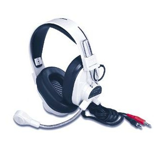 Califone CVSS Stereo Headset With Microphone (1 Person) - 3066AV