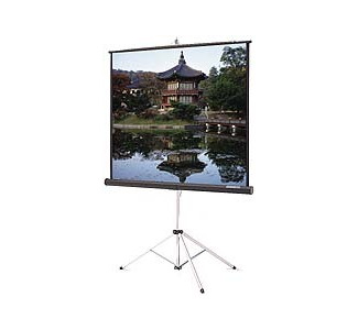Da-Lite Picture King Tripod Screen 50x50