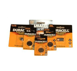 Duracell Ultra 123 Photo Battery