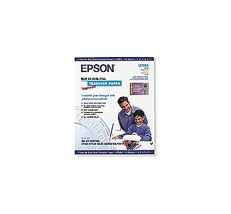 Epson Cool Peel Transfer Paper 10 Sheet