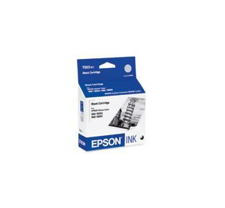 Epson Black Ink Cartridge f/Stylus 900