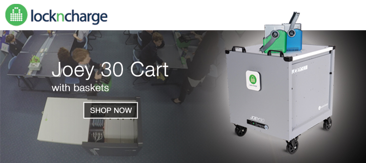 LocknCharge Joey 30 Cart